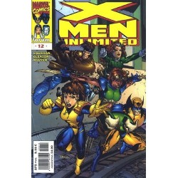 X-MEN UNLIMITED Nº 12