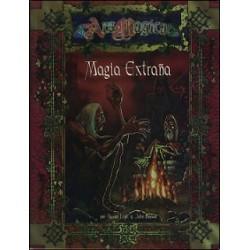 ARS MAGICA: MAGIA EXTRAÑA