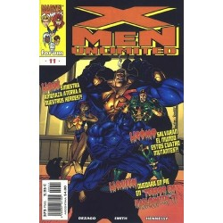 X-MEN UNLIMITED Nº 11