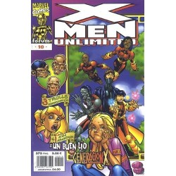 X-MEN UNLIMITED Nº 10