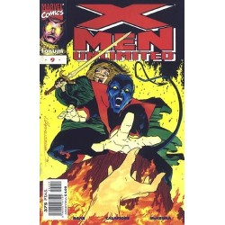 X-MEN UNLIMITED Nº 9