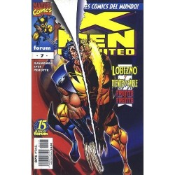X-MEN UNLIMITED Nº 7
