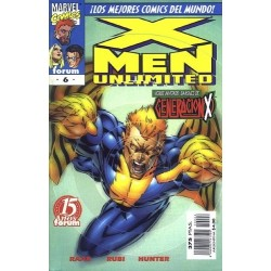 X-MEN UNLIMITED Nº 6