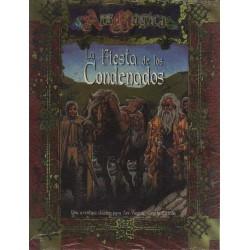 ARS MAGICA: LA FIESTA DE LOS CONDENADOS