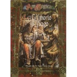 ARS MAGICA: EL GRIMORIO DEL MAGO