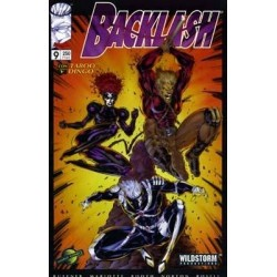 BACKLASH Nº 9