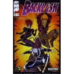 BACKLASH Nº 9