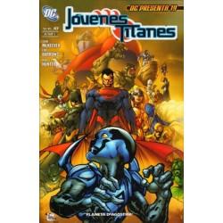 DC PRESENTA Nº 19 JÓVENES TITANES Nº 10