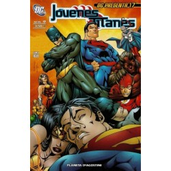 DC PRESENTA Nº 17 JÓVENES TITANES Nº 9