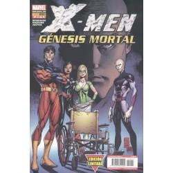 X-MEN GÉNESIS MORTAL Nº 4