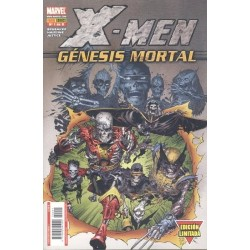 X-MEN: GÉNESIS MORTAL Nº 1
