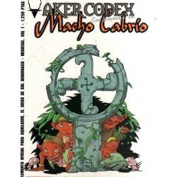 AQUELARRE: AKER CODEX. LAS LEYENDAS DEL MACHO CABRÍO