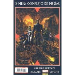 X-MEN: COMPLEJO DE MESÍAS- CAPÍTULO PRIMERO