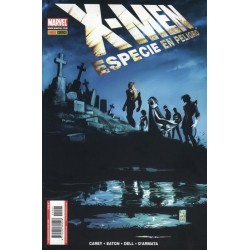 X-MEN: ESPECIE EN PELIGRO