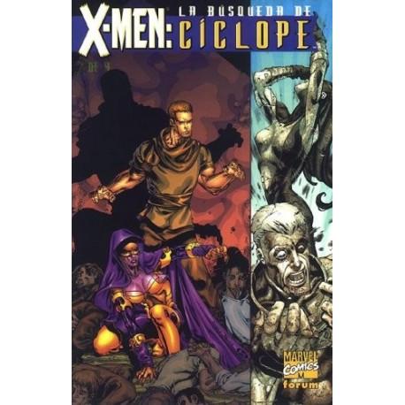 X-MEN: LA BÚSQUEDA DE CÍCLOPE Nº 2