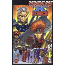 YOUNGBLOOD / X-FORCE Nº 2