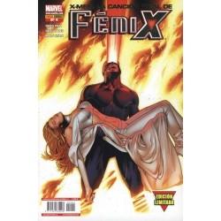 X-MEN: LA CANCIÓN FINAL DE FÉNIX Nº 4