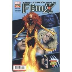 X-MEN: LA CANCIÓN FINAL DE FÉNIX Nº 2