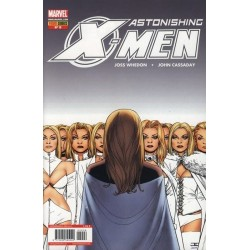 ASTONISHING X-MEN VOL.2 Nº 6