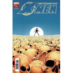 ASTONISHING X-MEN VOL.1 Nº 9