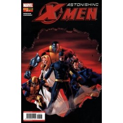 ASTONISHING X-MEN VOL.1 Nº 7