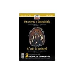 COLECCIÓN D20: SIN CUERPO Y DESQUICIADO+EL ORBE DE JERIMOND