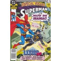 SUPERMAN ESPECIAL VERANO 1992