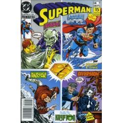 SUPERMAN ESPECIAL PRIMAVERA 1991