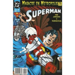 SUPERMAN Nº 15