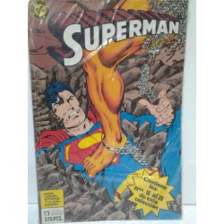 SUPERMAN (RETAPADO Nº 12) Nº 16-17-18-19-20