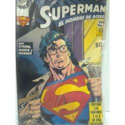 SUPERMAN EL HOMBRE DE ACERO (RETAPADO Nº 39) Nº 5-6-7-8