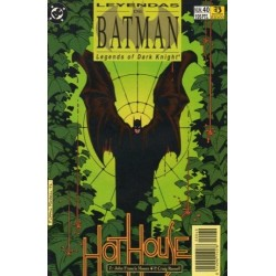 LEYENDAS DE BATMAN Nº 40 HOTHOUSE