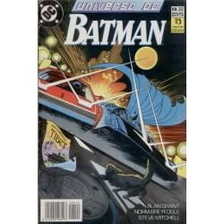 UNIVERSO DC Nº 22 BATMAN