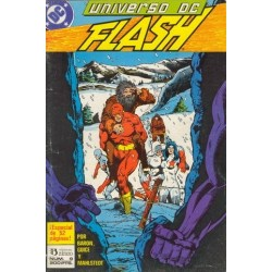 UNIVERSO DC Nº 9 FLASH