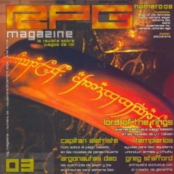 RPG MAGAZINE 03