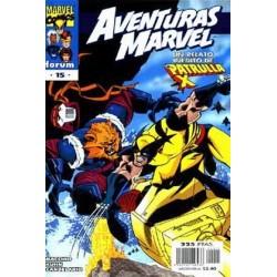 AVENTURAS MARVEL Nº 15