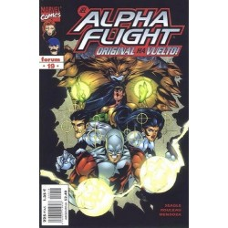 ALPHA FLIGHT VOL.2 Nº 19