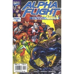ALPHA FLIGHT VOL.2 Nº 18