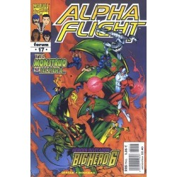 ALPHA FLIGHT VOL.2 Nº 17