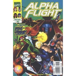 ALPHA FLIGHT VOL.2 Nº 16