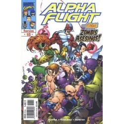ALPHA FLIGHT VOL.2 Nº 15