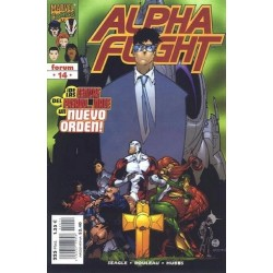 ALPHA FLIGHT VOL.2 Nº 14