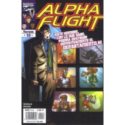 ALPHA FLIGHT VOL.2 Nº 13