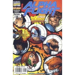 ALPHA FLIGHT VOL.2 Nº 12