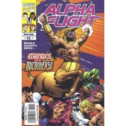 ALPHA FLIGHT VOL.2 Nº 11