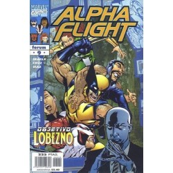 ALPHA FLIGHT VOL.2 Nº 9