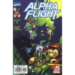 ALPHA FLIGHT VOL.2 Nº 8