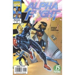 ALPHA FLIGHT VOL.2 Nº 7