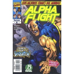 ALPHA FLIGHT VOL.2 Nº 6