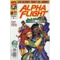 ALPHA FLIGHT VOL.2 Nº 5